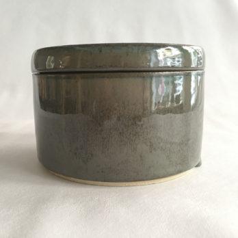 Boîte céramique grès