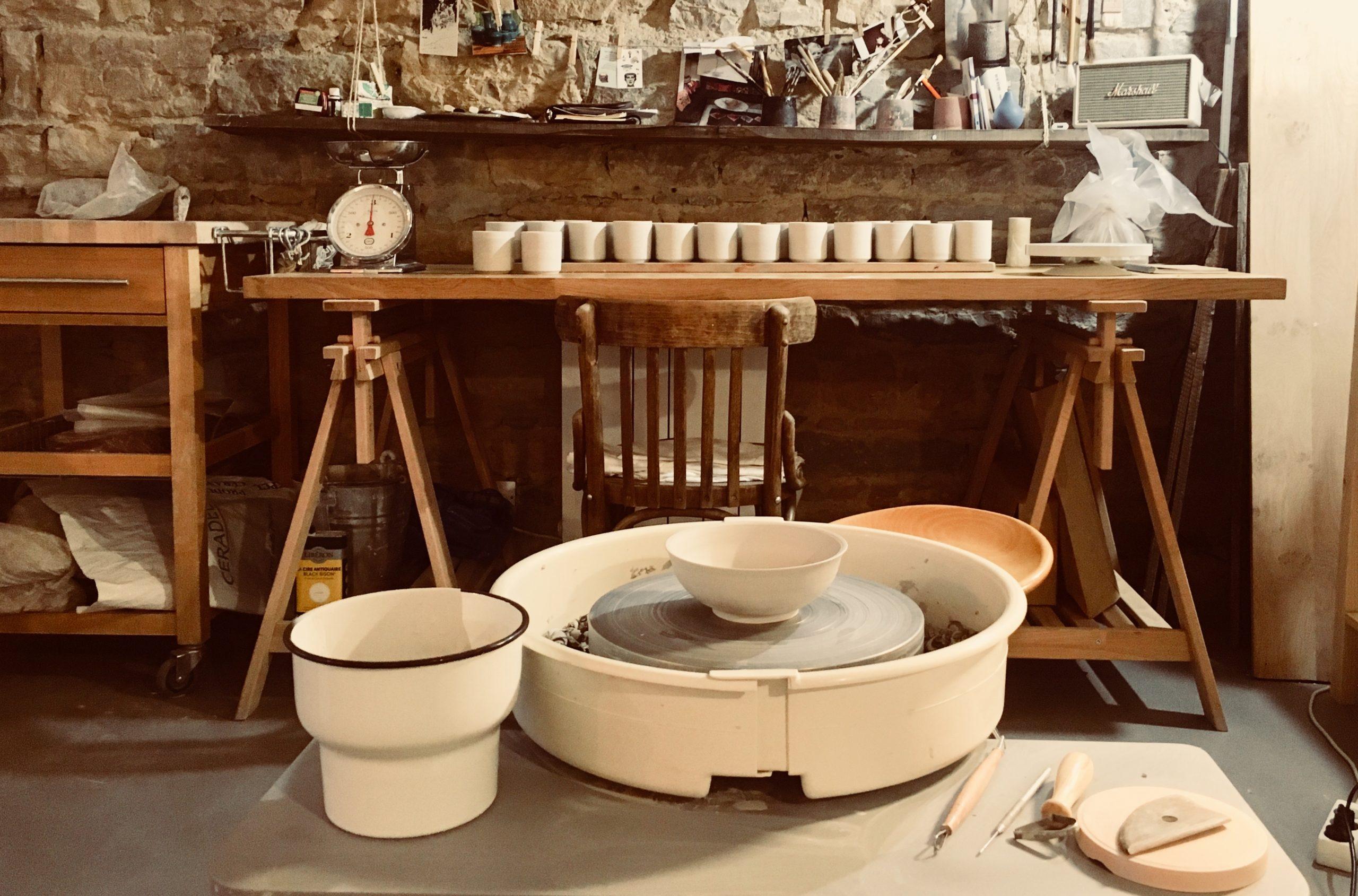 L'atelier Céramique