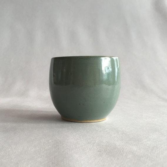 petit bol turquoise céramique grès